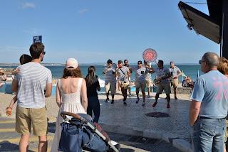 Animação Praia da Torre - Oeiras
