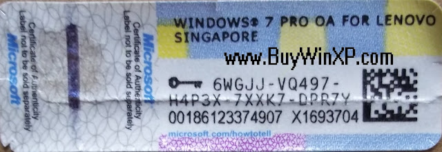 windows 7 pro free product key