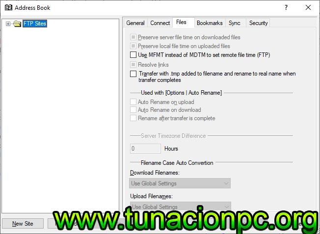 Descargar TurboFTP con Licencia Gratis