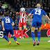 Atlético de Madrid clasifica con empate 1-1 en Leicester