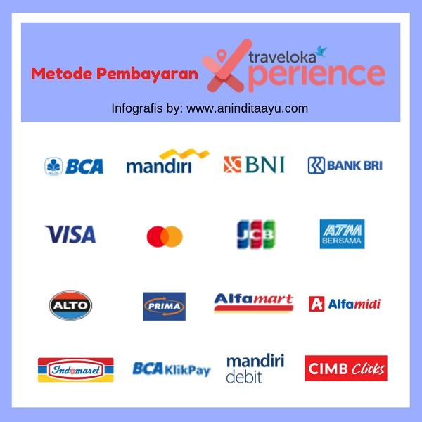 metode pembayaran traveloka xperience menuntaskan rindu pada jepang dengan traveloka xperience