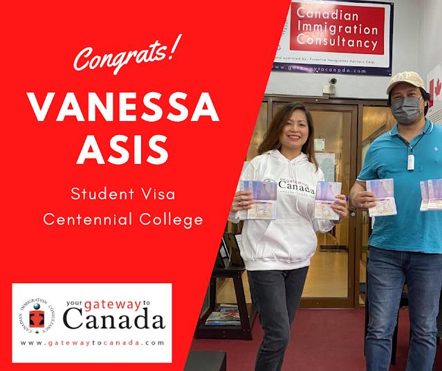 Vanessa Asis - Centennial College