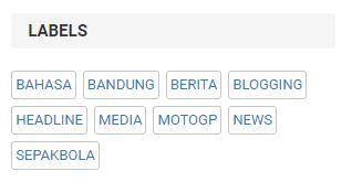 Menambahkan Rel=Tag Label Blog untuk Meningkatkan SEO