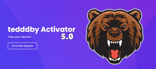 Latest Tedddby Activator V5.0  Updated to version 5 and support 14.5 iOS Free Download