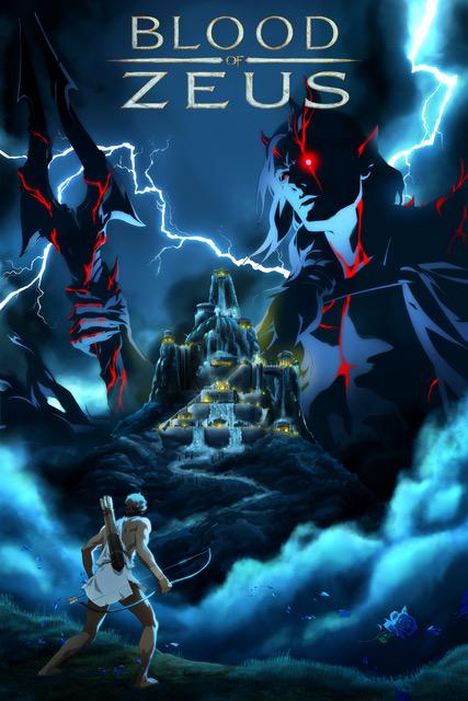 Blood of Zeus 2020 S01