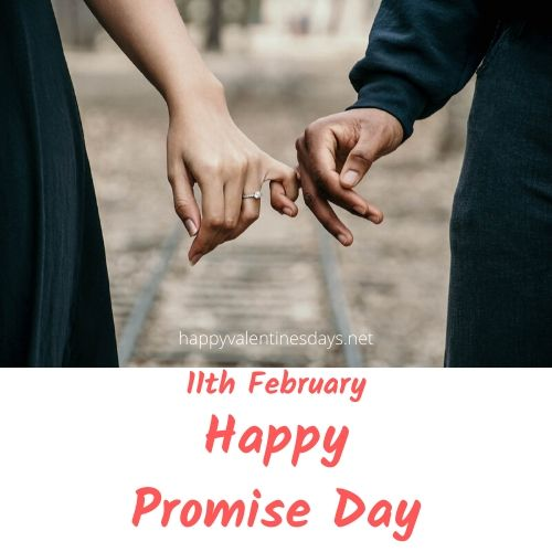 february special day : 11 feb happy promise day 2020