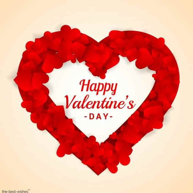 valentines day wishes for fiance