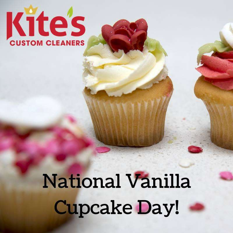 National Vanilla Cupcake Day Wishes Awesome Picture