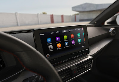 Android Auto Download for SEAT