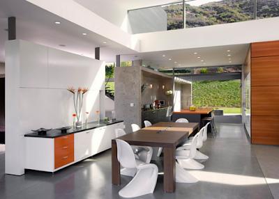 desain ruang makan terbaru