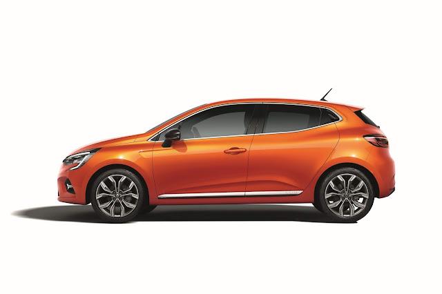 The New 2020 Renault Clio Interior Exterior Design Introduction