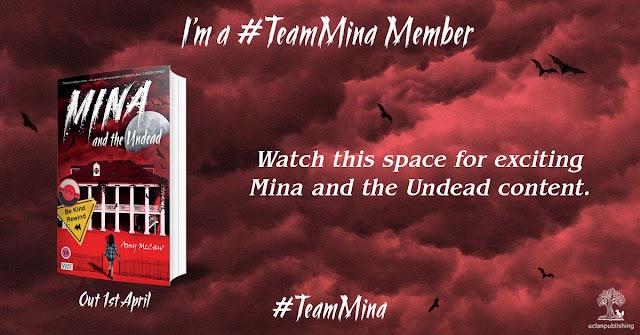 #TeamMina #MinaAndTheUndead