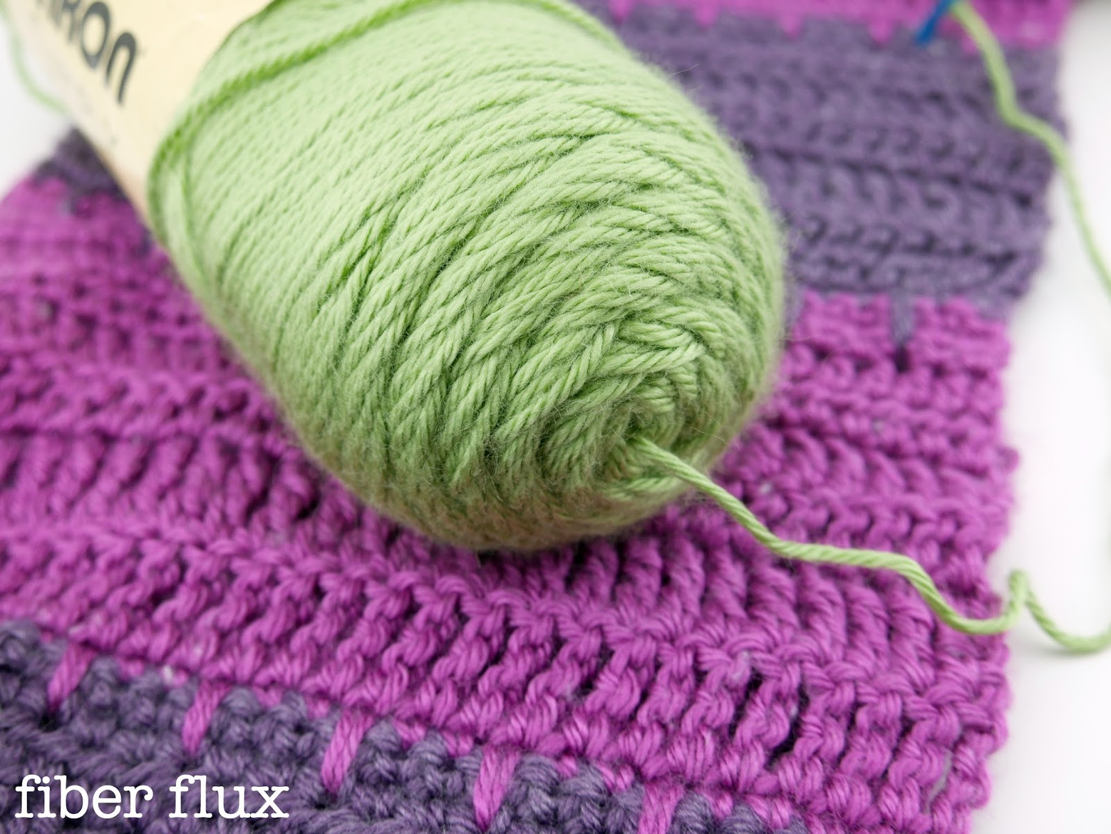 Fiber Flux: Yarn 101: Caron Simply Soft
