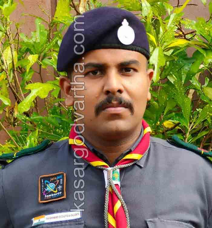 Bharat Scouts and Guides Chandragiri Rover Crew Kasargod; Shahabaz Abdullah selected as Senior Rover Mate