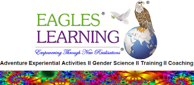 New Logo Eagles Learning March 2017, we are back with refreshed energies