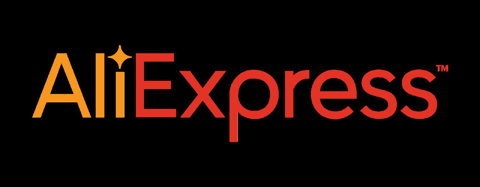 Logo AliExpress PNG