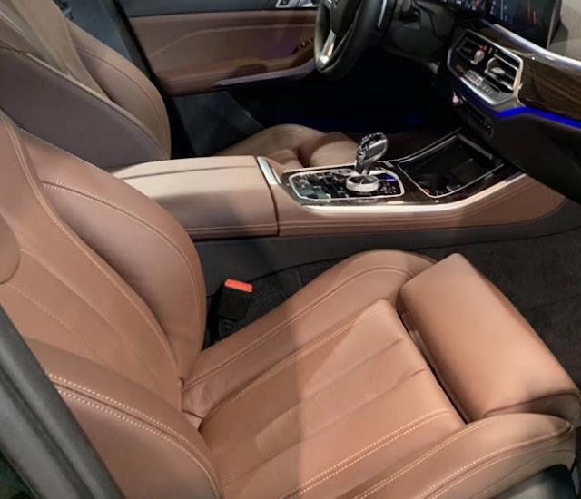 2019 Bmw X5 Marrón Unidad Power Seat Piezas De Coches