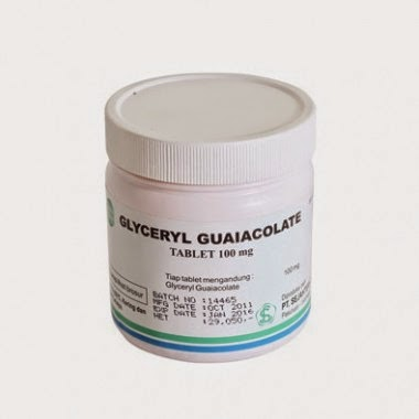 Glyceryl Guaiacolate (GG)