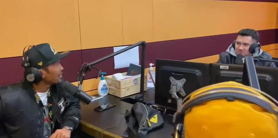 Shuib Sepahtu tinggalkan Hot FM