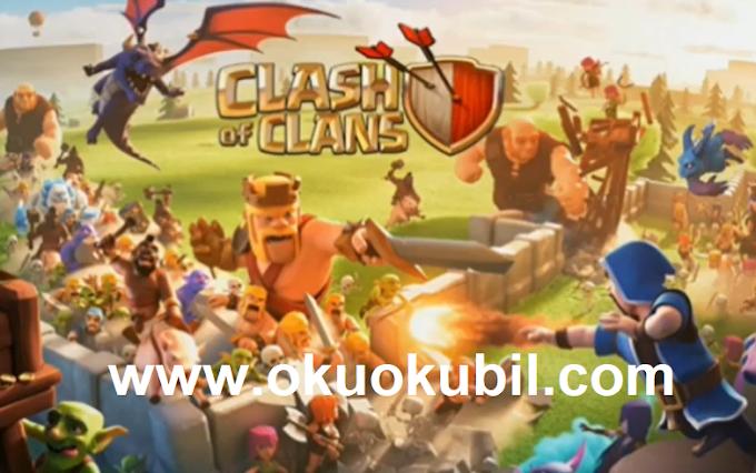 Clash of Clans v13.0.28 13 Bina Her Şey Sınırsız MOD Şubat 2020