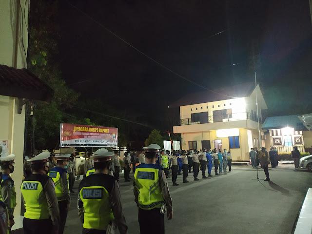 Pengamanan Malam Lebaran Idul Adha 1441 H di Selayar Prioritaskan Masjid dan Lapangan Tempat Sholat Id