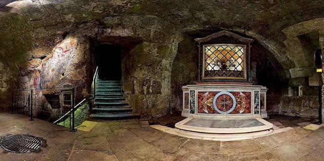 Informações sobre os ingressos para a Prisão São Pedro em Roma