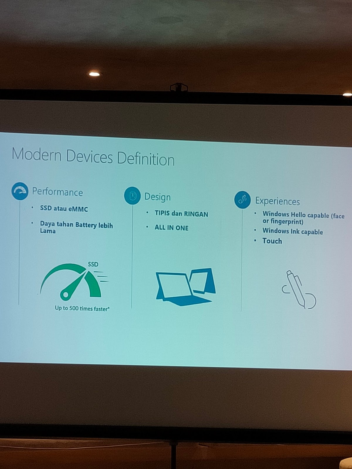 Saatnya Beralih Ke Modern PC Bersama Microsoft Office