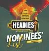 FINALLY!!!! HEADIES AWARD 2019 NOMINEES LIST IS OUT – BURNA BOY, WIZKID,  JOEBOY, DAVIDO Battles Themselves (See Full List)