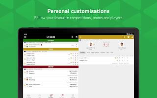 تحميل تطبيق FlashScore Plus v3.6.0 Apk لمعرفة نتائج المباريات سريعة و دقيقة