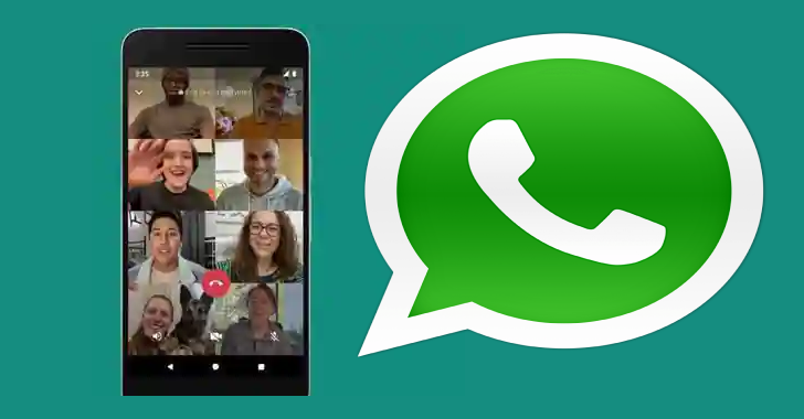 How To Enable WhatsApp Video Call For Up To Eight Participants?