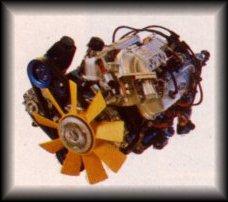 "Двигатели V6 (""Essex"" и ""Cologne""):"
