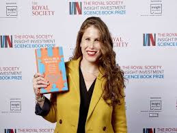 Royal Science Book Prize 2019, Caroline Criado