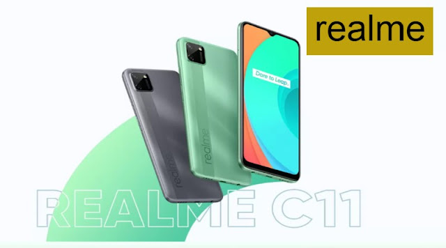 Best Low Budget Smartphone Realme C11 - First Sale On 22nd July, 12 PM