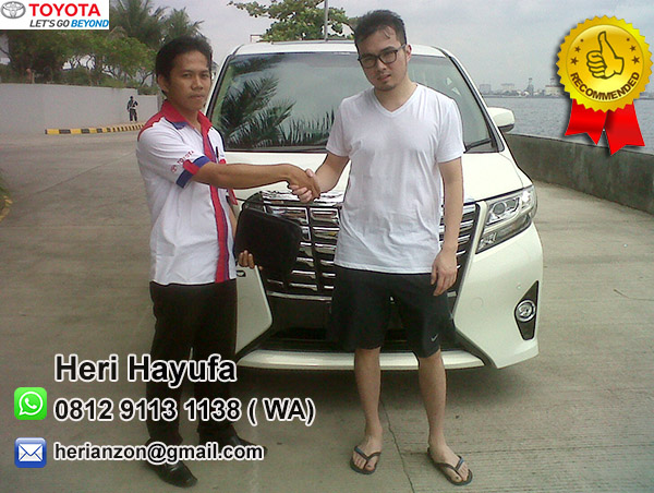 Rekomendasi Sales Toyota Cikarang Barat Bekasi