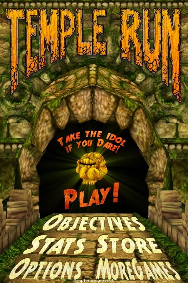 تحميل لعبة الهروب من المعبد للكمبيوتر مجاناًُ Download Game Temple Run For PC