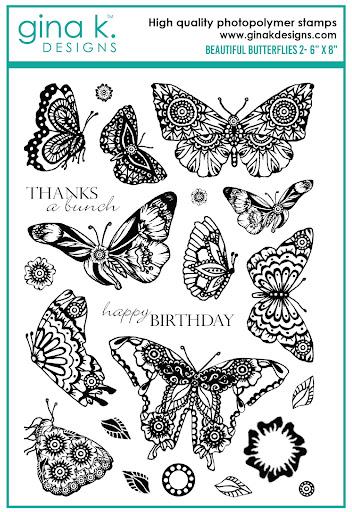 Beautiful Butterflies 2