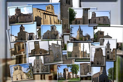 les églises de la paroisse