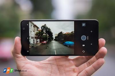 Cầm trên tay và trải nghiệm HTC U11 Plus lưng đổi màu - 210885