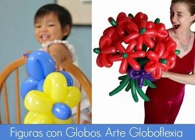 Como hacer Figuras con Globos. Arte Globoflexia