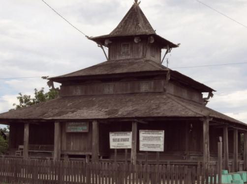 Wapauwe Mosque
