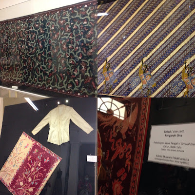 Koleksi Batik Pesisir Museum Tekstil Jakarta
