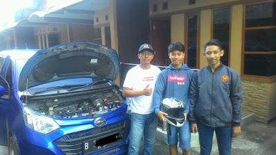 Satu-satunya sigra di Indonesia yang menggunakan turbo