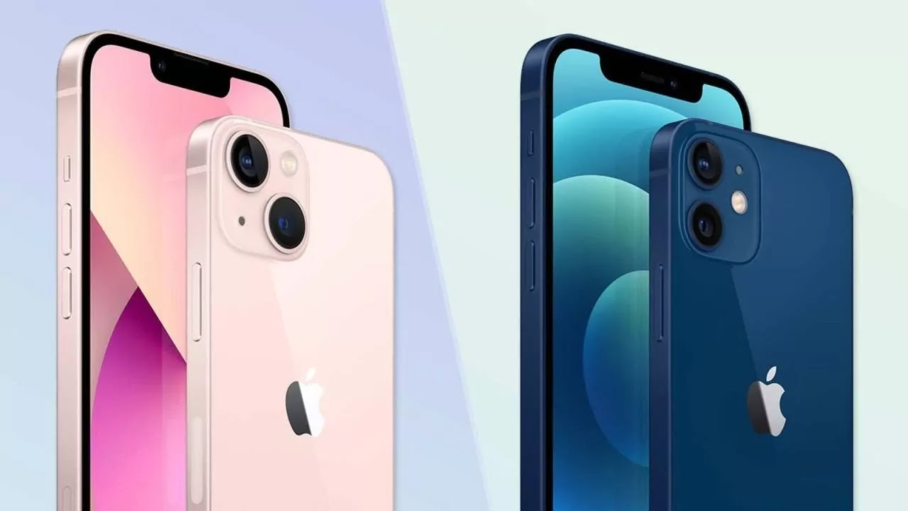 Differences Between The iPhone 12 & iPhone 13, Explained