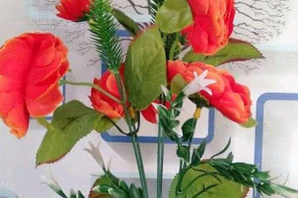 Inspirasi hiasan bunga yang indah