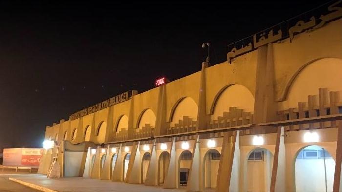 مطار حاسي مسعود - واد إرارة - كريم بلقاسم Oued Irara–Krim Belkacem Airport