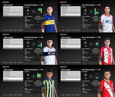PES 2021 Liga Argentina 2 by Nicox
