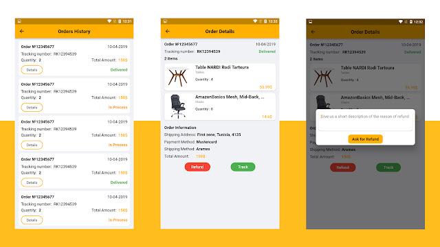 Flutter E-Commerce UI - 8