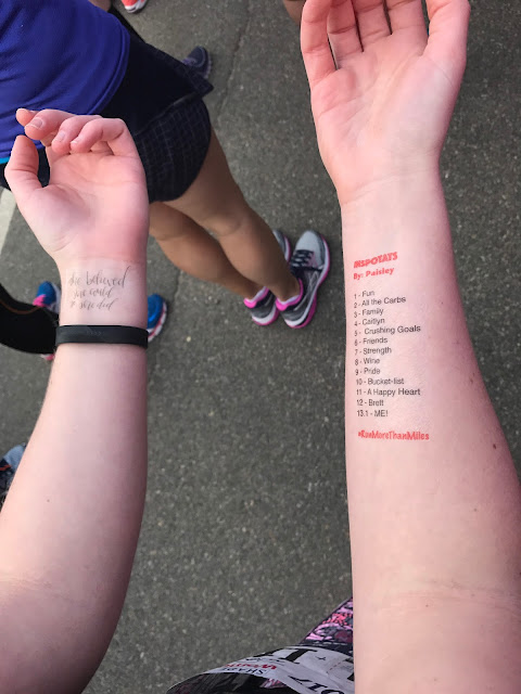 Shape Women's Half Marathon Attire