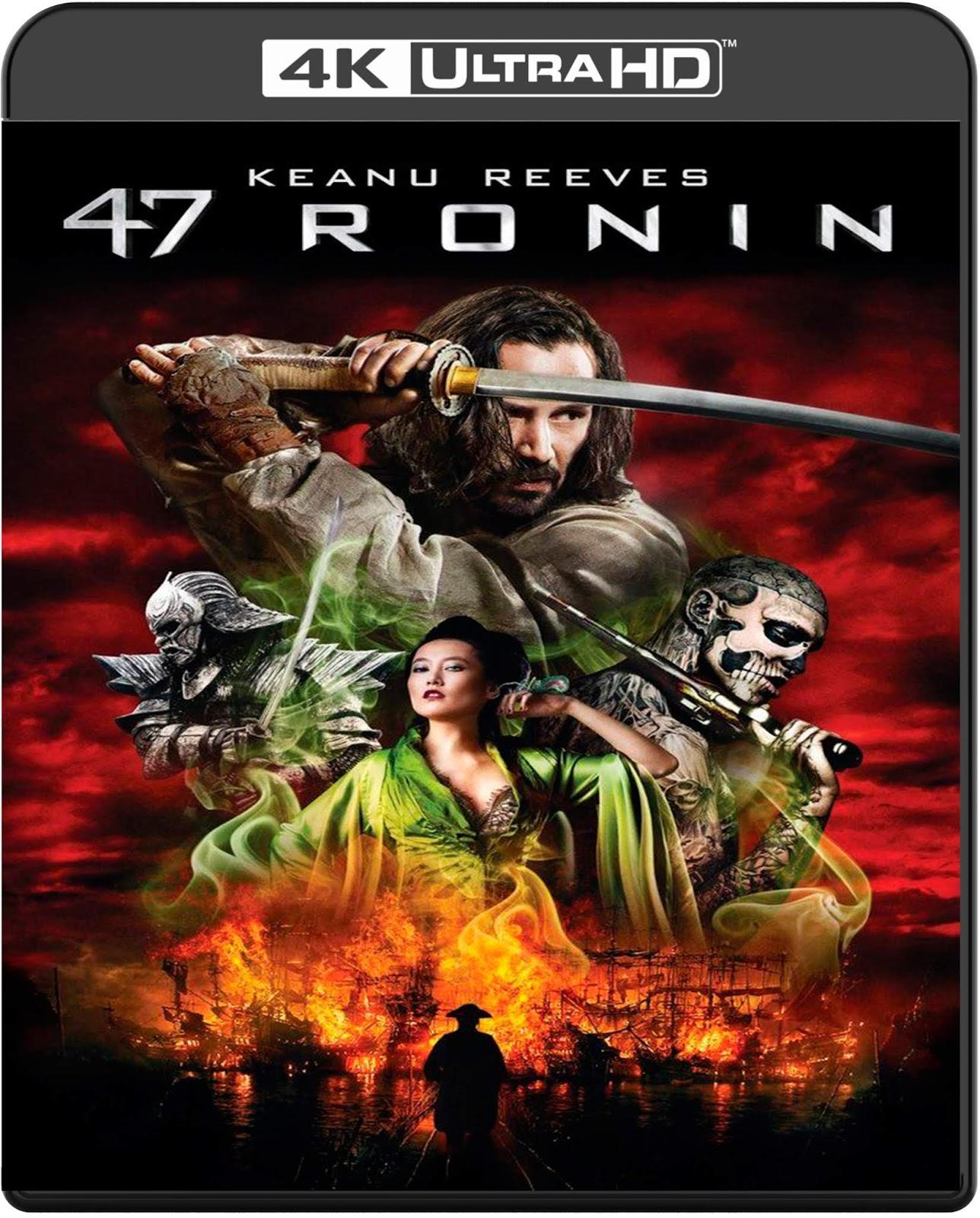 47 Ronin [2013] [UHD] [2160p] [Latino]
