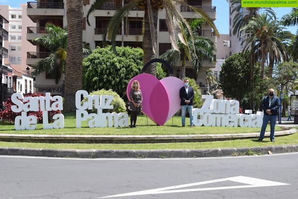 El Ayuntamiento renueva la imagen de la Zona Comercial Abierta para promover el consumo local